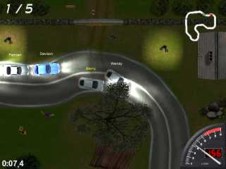 Racer (Linux game)